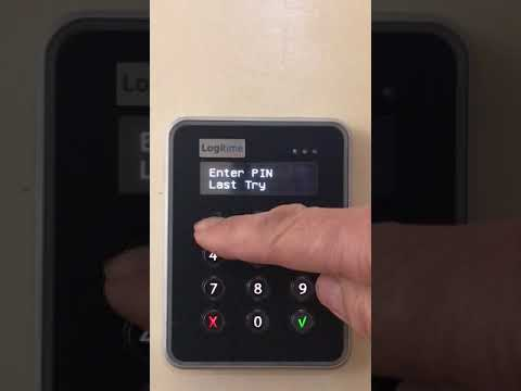 Logitime Access Control with Vanderbilts VR40 OSDP Readers