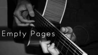 Empty Pages (Original)