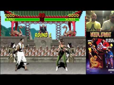 Mortal Kombat // Arcade // Versus Cap. 17 // RETRO