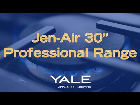 "Jenn-Air 30"" Pro Range"