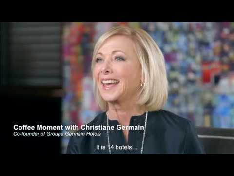 Coffee moment with Culinary Industry Leaders – Christiane Germain