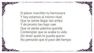 Conjunto Primavera - Al Mismo Nivel Lyrics