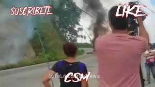JUNQUITO ESTA CANDELA DESPUES DE LA MUERTE DE OSCAR PEREZ