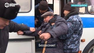 Задержания Казахстане. Протесты