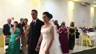 Desde o Primeiro Momento - Dany Grace - Cantando no casamento de Andy Luiz & Ana Paula Belkiman