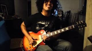 Hallelujah Electric Guitar Instrumental Version Gibson Les Paul Studio Tribute '60 by Guty