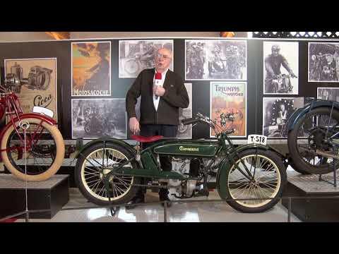 Motosx1000: Historias de la Moto - Cleveland 269 cc 1919 AKA Postman -