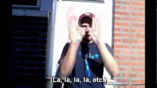 Brentalfloss' Tetris With Lyrics (Subtitulado Español)