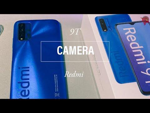 Xiaomi Redmi 9T Camera test