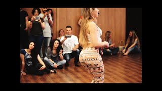 TARRAXINHA DANCE - Morgane Lucia demo @BTF 2018