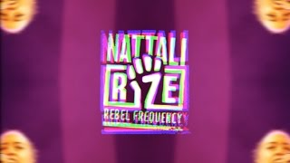 "Nattali Rize ""Rebel Frequency"""