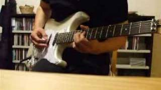 氷室京介 KISS ME  ギターソロ カバー HIMURO