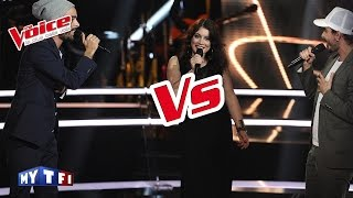 The Voice 2016 | Mood VS Twins Phoenix - Saint Claude (Christine & The Queens) | Battle