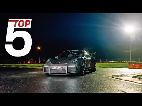 Porsche Top 5 ? Most thrilling attributes of the 911 GT2 RS