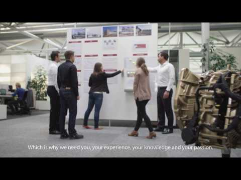 GETRAG Employer Branding Video 2017