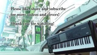 Major Lazer & DJ Snake - Lean On (feat. MØ) || Keyboard Cover