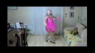 Natalka Tanczy przy utworze Krystal Summer - Zakochani jak Wariaci