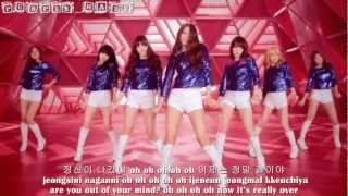 [1080p] AOA - Get Out [hangul + romanization + eng sub]