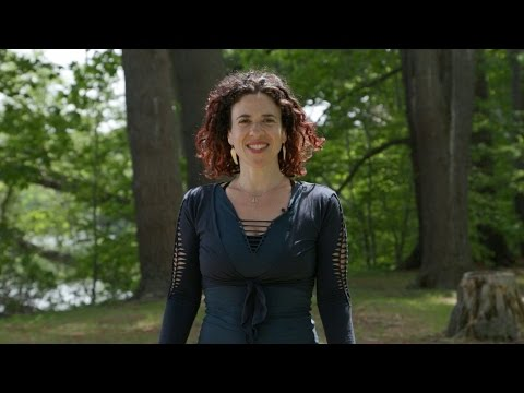 How to Dance Like No One is Watching: Toni Bergins at Kripalu