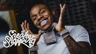 DaBaby Goes Sneaker Shopping With Complex