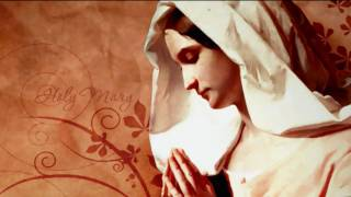 Ave Maria - Gregorian Chant - Translated Lyrics (HD)