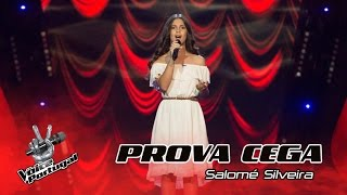 "Salomé Silveira - ""I Dreamed a Dream"" | Provas Cegas | The Voice Portugal"