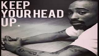 2Pac Keep Your Head Up Instrumental Remake Produced By Souljer (Free)