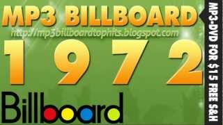 mp3 BILLBOARD 1972 TOP Hits mp3 BILLBOARD 1972