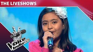 Shekinah  Performs on Love You Zindagi | The Voice India Kids  Episode 16