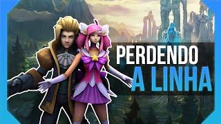 League of Legends - Perdendo a Linha