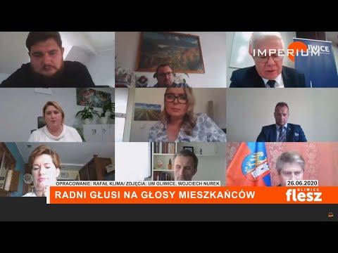 Flesz Gliwice / Radni głusi na głosy mieszkańców