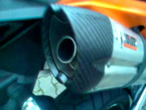 KTM 990 SM 2009 Mivv Auspuffanlage Eksoz Türkisch Sultans Hannover Team - Avukat