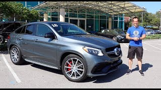 Is the 2018 Mercedes Benz AMG GLE 63 S Coupe the BEST performance SUV?