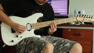 Polyphia - Ivory (Cover) | Ped Jung