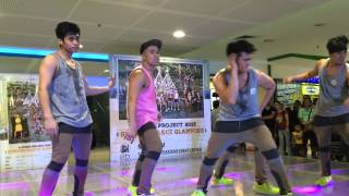 GFORCE STALLIONS @ SM CITY STA. MESA