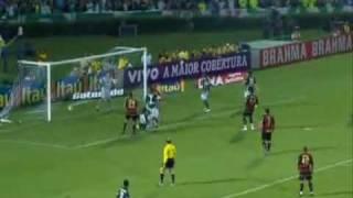 Palmeiras 2x2 Sport Recife - apito do juiz