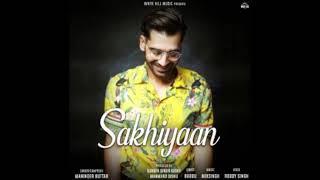 Sakhiyaan Maninder Buttar- Ringtone/Status | link in description to download | by RINGTONE BGM