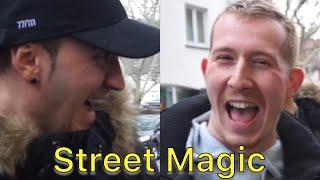 Street Magic mit Shpendiboy (Lustiger FAIL😂)