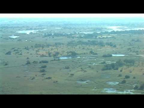harufrei: Botswana – flying from Maun into the Okavango Delta