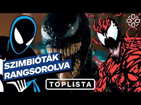 A Marvel univerzumának legerősebb szimbiótái rangsorolva (Nem Venom az első!)