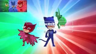 PJ MASKS - Hey hey Corujinha (música pt-pt)