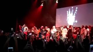 X Brings Out Lil Pump - D Rose (live) @ The Novo