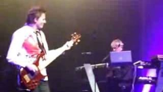 Duran Duran Lay Lady Lay Live on Broadway