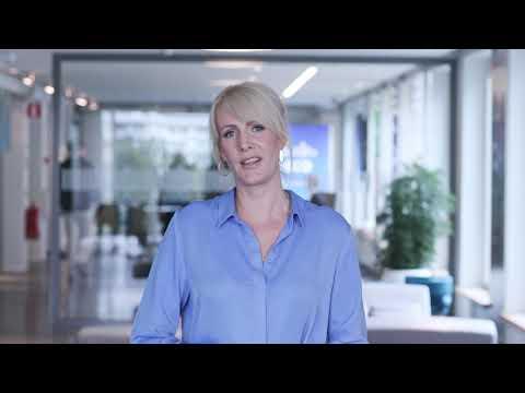Elin Khosorawi Enmark inför Cisco Connect 2019