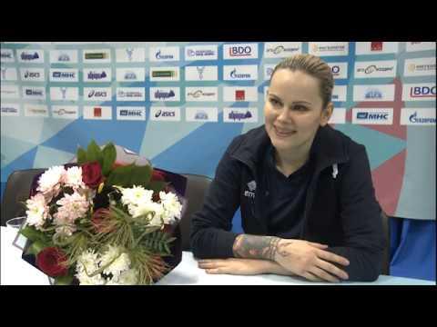 Светлана Крючкова в интервью телеканалу «78»