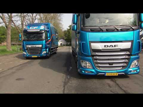 DAF TRUCKS Pure Excellence