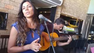 As canções que você fez pra mim - Raquel Diniz (violão: Allan Felipe)