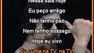 VIDEO KARAOKE RAUL SEIXAS TÚ ÉS O MDC DA MINHA VIDA