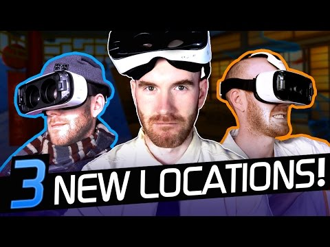 IMMERSIVE LOCATIONS | MONZO VR