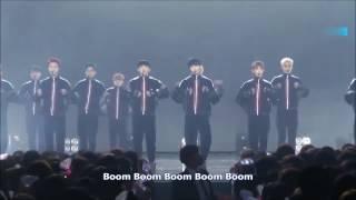 SEVENTEEN - BOOM BOOM 붐붐 【日本語字幕】